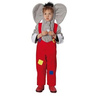 Kostýmy - Slon - kostým na karneval