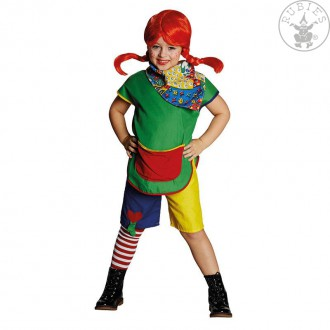 Kostýmy - Kostým Pipi dlouhé punčochy