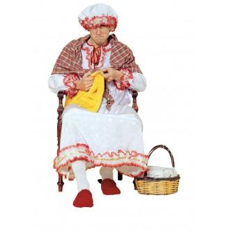 Kostýmy na karneval - Kostým babička