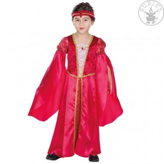 Kostýmy na karneval - Středověká princezna