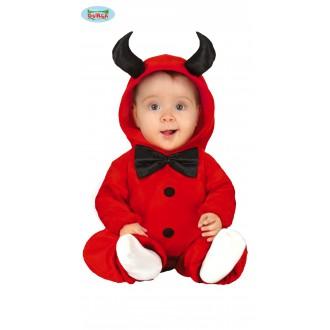 Kostýmy - Kostým Ďáblík 6 - 12 měsíců