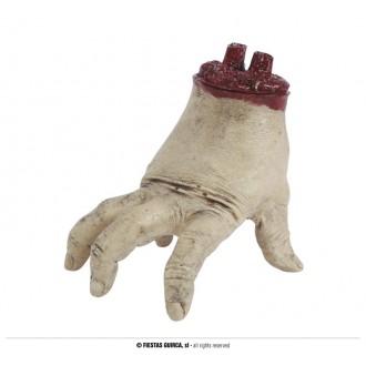 Doplňky - Latexová ruka 15 cm