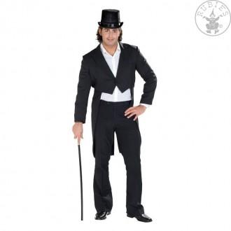 Kostýmy - Frak černý