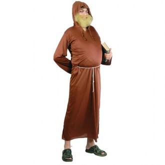 Kostýmy na karneval - Mnich - kostým