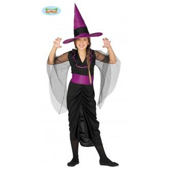 Kostýmy na karneval - Kostým  černá čarodějnice