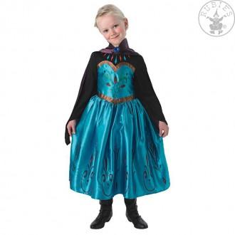 Kostýmy - Elsa Coronation Dress Frozen Child - korunovační kostým