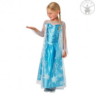 Kostýmy - Elsa Classic (Frozen) Child - kostým