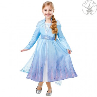 Kostýmy - Elsa Frozen 2 Deluxe - Child