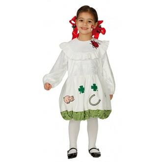 Kostýmy - Dívčí karnevalový kostým Štístko
