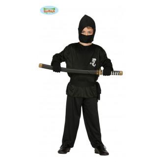 Kostýmy na karneval - Ninja  dětský