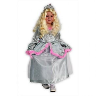 Kostýmy - Princezna  s růž. labutěnkou