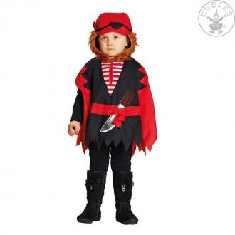 Kostýmy - Pirátská pelerína
