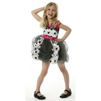 Kostýmy - Kostým Hannah Montana Puff Ball - licenční kostým