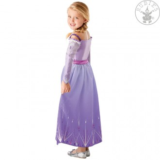 Kostýmy - Elsa Frozen 2 Prologue Dress - Child
