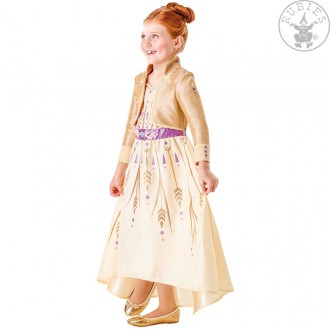 Kostýmy - Anna Frozen 2 Prologue Dress - Child