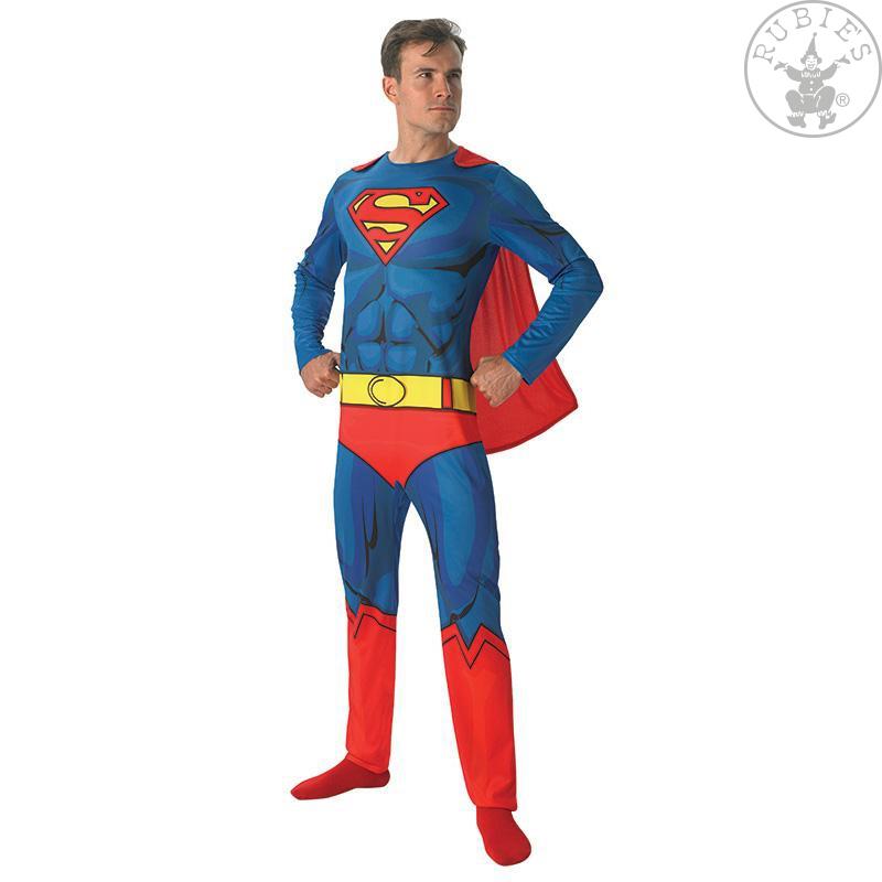 6091e21d1b56 Superman dospělý kostým Comic Book x - Karneval-party.cz
