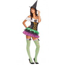 Playboy Sexy Witch - licenční sexy kostým