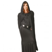 Plášť s kapucí dámský 135 cm