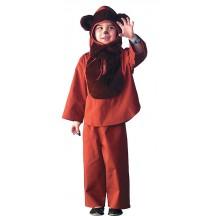 Méďa - kostým pro děti D