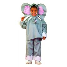 Slon - karnevalový kostým D