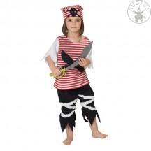 Pirát pruhovaný (Pirátka