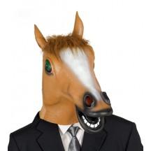 Maska koně- hnědý