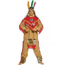 Indiánský kostým APATSI LEADER