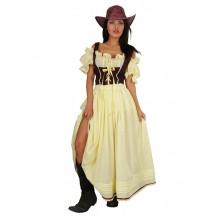 Saloon Girl - kostým