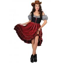 Saloon Girl II - kostým