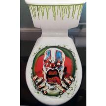 Dekorácia na WC