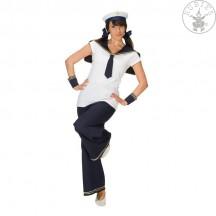 Námořnice - kostým