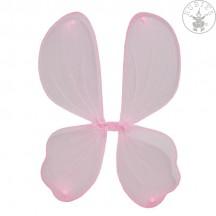 Křídla růžová D