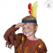 Indiánská čelenka malá