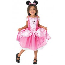 Minnie Mouse Pink Balerina  - licenční kostým D