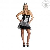 Kočka - šaty (kostým