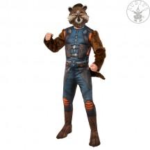 Rocket Raccoon Deluxe GOTG 2- Adult D