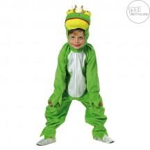 Žába s korunkou - kostým