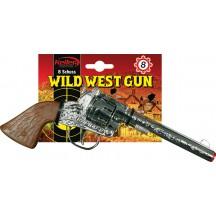 Kovová pistole Rapido - 8 ran