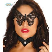 Škraboška motýl