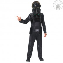 Death Trooper Deluxe Large Child - kostým