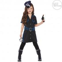 Police girl - dětský kostým