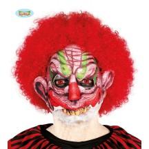 Polomaska klaun-terror