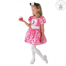 Minnie Mouse Pink Cupcake - Child