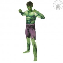 Hulk Avengers Assemble Muscle Chest - Adult