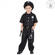 Policejní důstojník - kostým