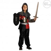 Kostým rytíře dětský s kapucí - VADA