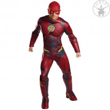 Flash Justice  League Deluxe - Adult