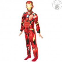 Iron Man Avengers Deluxe - Child