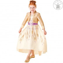 Anna Frozen 2 Prologue Dress - Child