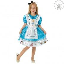 Alice in Wonderland Deluxe - licenčný kostým